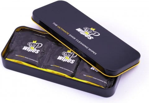 Crep Protect Wipes (12 Wipes Per Tin)