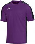 jako striker t-shirt lila