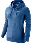 Mikina s kapucí Nike W NSW HOODIE FZ JRSY