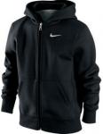 Mikina s kapucí Nike YA76 BF FZ HDY SWOOSH YTH