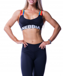 Tílko Nebbia Rainbow mini top
