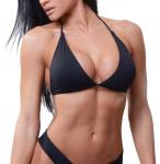 Plavky Nebbia Triangle bikini top