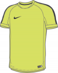 Triko Nike Squad15 Flash Short-Sleeve Training Shirt
