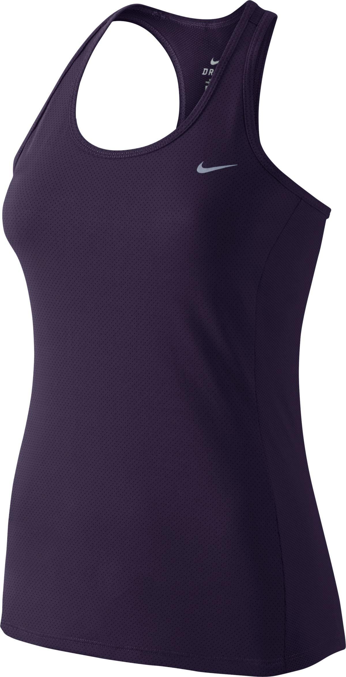 Tílko Nike DRI-FIT CONTOUR TANK