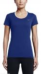 Běžecké tričko s krátkým rukávem Nike Dri-FIT Contour – 1
