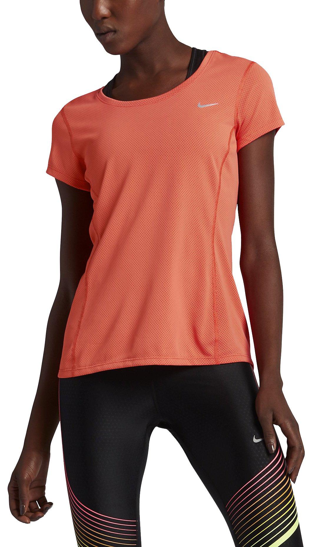 Běžecké tričko s krátkým rukávem Nike Dri-FIT Contour