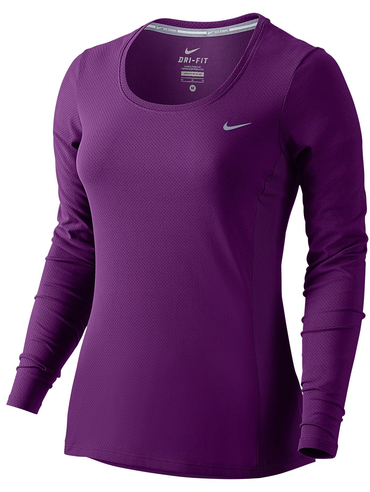 Triko s dlouhým rukávem Nike Contour