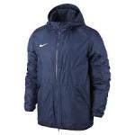 Bunda s kapucí Nike Team Fall Jacket