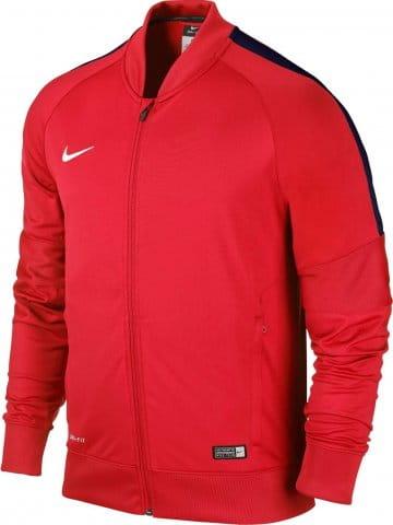 Jacket Nike YTH SQUAD15 SDLN KNIT JKT