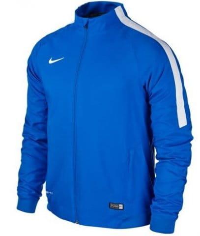 Nike YTH SQUAD15 SDLN WVN JKT Dzseki