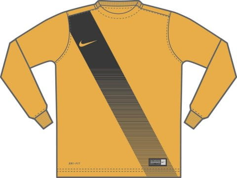 Sash Long-Sleeve Jersey