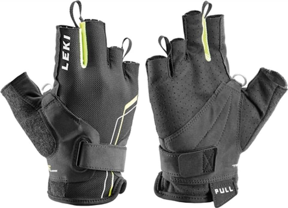Handschuhe Leki Gloves Nordic Breeze Shark short