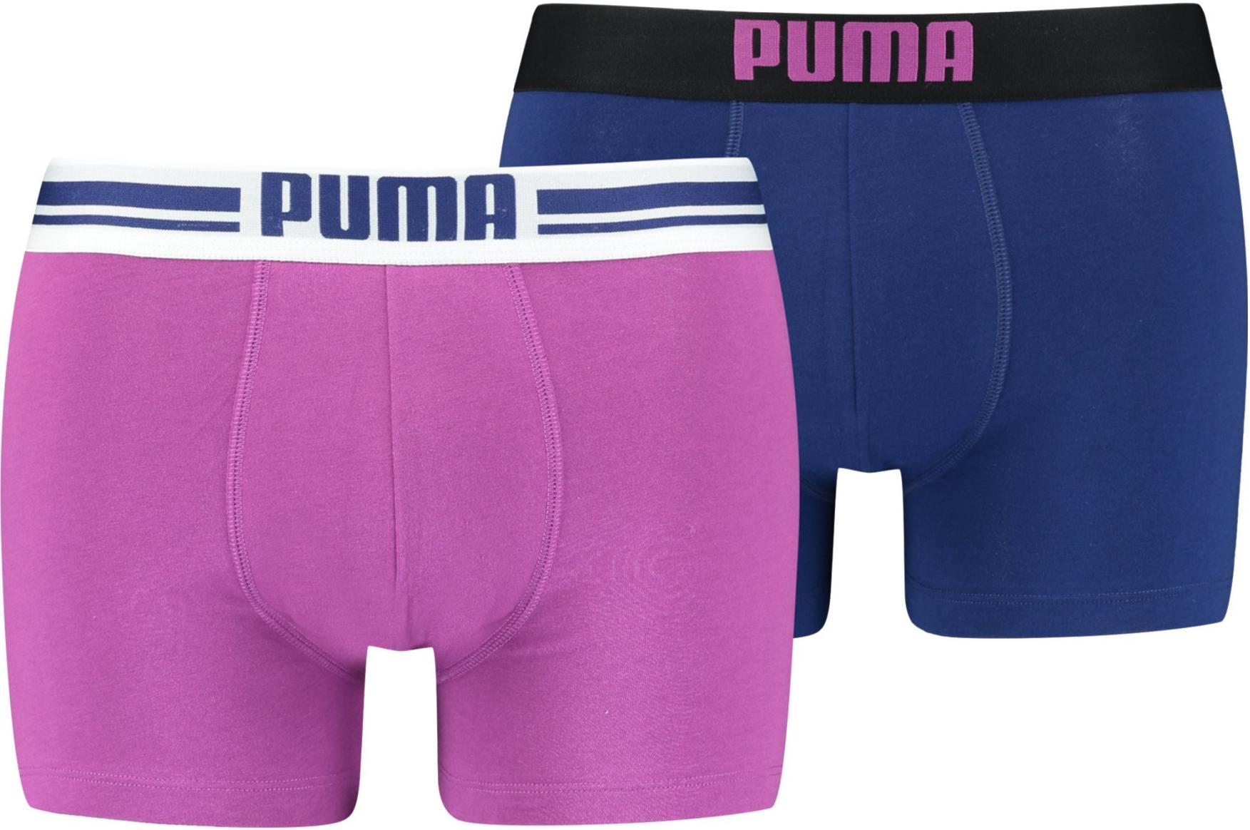 Caleçon Puma Placed Logo Boxer 2 PACK - Top4Fitness.ie