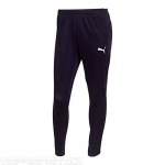 Kalhoty Puma Training Pant new navy-white