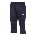 Kalhoty 3/4 Puma 3 4 Training Pant new navy-white