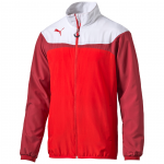 Bunda Puma Esito 3 Leisure Jacket red-white