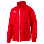 Stadium Jacket red-white