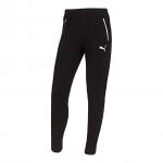 Kalhoty Puma Track Pant black-white