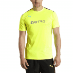 IT evoTRG Training Tee fluro yellow-pris
