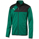 Esquadra Poly Jacket power green-black