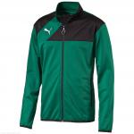 Bunda Puma Esquadra Poly Jacket power green-black