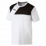 Dres Puma Esquadra Leisure T-Shirt white-black