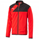 Esquadra Woven Jacket red-black