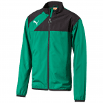 Esquadra Woven Jacket power green-black