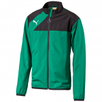Bunda Puma Esquadra Woven Jacket power green-black