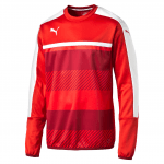 Veloce Training Sweat red