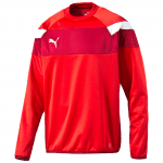Spirit II Training Sweat red-white