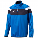 Mikina Puma Spirit II 1 4 Zip Training Top roya