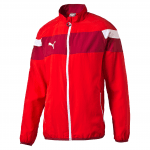Spirit II Woven Jacket red-white