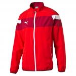 Bunda Puma Spirit II Woven Jacket red-white
