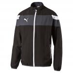 Bunda Puma Spirit II Woven Jacket black-white