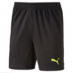 Šortky Puma IT evoTRG Shorts black-atomic blue