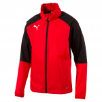 Bunda Puma Ascension Rain Jacket Red- Blac