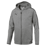 Ascension Casuals Hoody Medium Gray Heat
