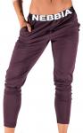 Kalhoty Nebbia sweatpants