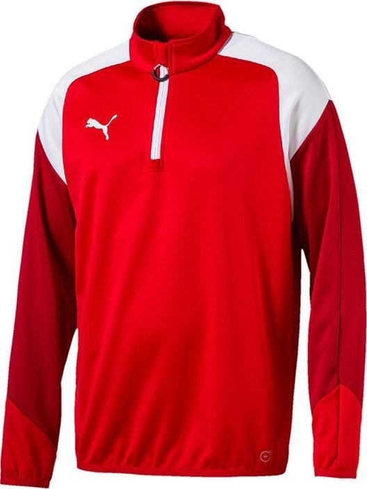 Mikina Puma Esito 4 training 1/4 zip
