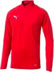 FINAL Training 1 4 Zip Top Red-