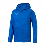 liga training rain jacket jacke blau f02