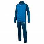 ftblTRG Poly Tracksuit Sailor Blue-Mykon