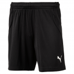 Šortky Puma ftblTRG Shorts Jr Black- White