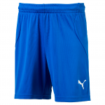 Šortky Puma ftblTRG Shorts Jr Royal- White