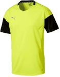 ftblNXT Shirt Fizzy Yellow- Black