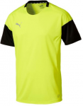 Triko Puma ftblNXT Shirt Fizzy Yellow- Black