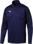 liga training 1/4 zip top f06