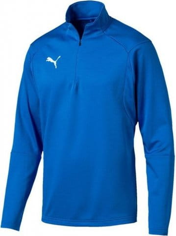 LIGA Training 1 4 Zip Top Electric Blue
