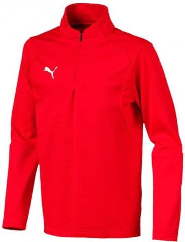 liga training 1/4 zip top kids f01